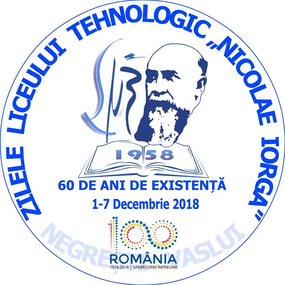 "Liceul ""Nicolae Iorga"" din Negresti, la ceas aniversar: 60 de ani de existentã"