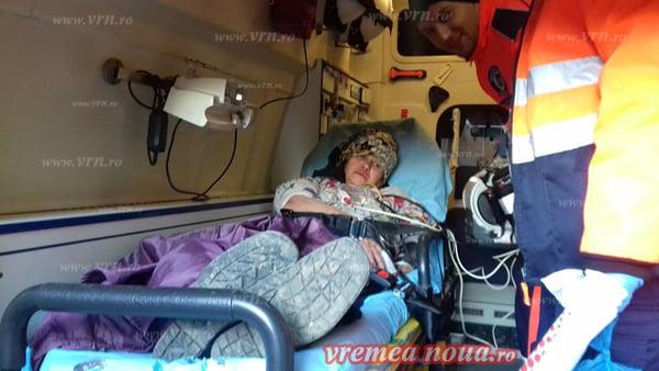 Bãtutã de soartã, o bolnavã de cancer a fost umilitã de medici   VIDEO