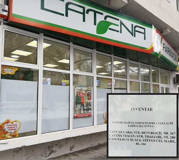 """Loviturã durã pentru pensionarii vasluieni: """"farmacia inimii"""" a rãmas fãrã douã puncte de lucru în oras"""