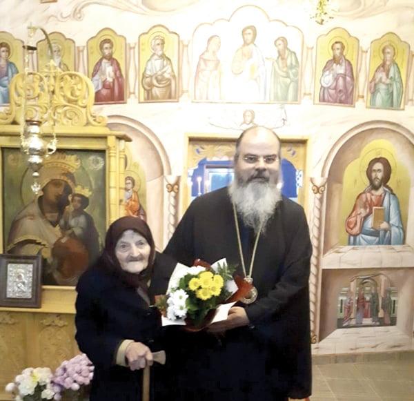 Centenara Dãnestiului, celebratã în bisericã de Preasfintitul Ignatie