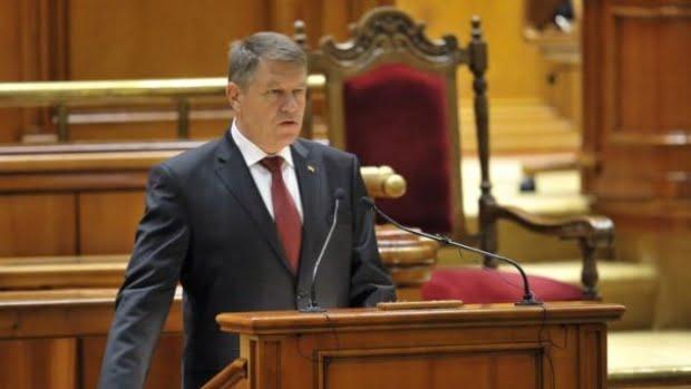 Klaus Iohannis: PSD legiferează foarte prost. Într-un singur an, peste 25 de legi neconstituţionale