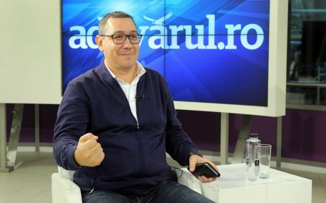 Ponta: E cea mai gravă corupţie din '95 încoace. Se fură cu ordonanţa de urgenţă, cu hotărârea de Guvern. Ordonanţa disperării accelerează intrarea în criză