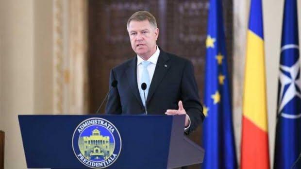 Klaus Iohannis a atacat la Curtea Constituţională legea care interzice organizarea unui referendum în ziua alegerilor europarlamentare