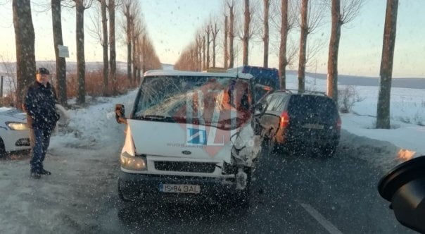 Exclusiv! Accident rutier mortal la Iasi! O femeie gravida, printre victime
