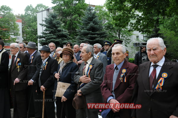 PROPUNERE: Veteranii de rãzboi din judetul Vaslui vor avea indemnizatiile dublate