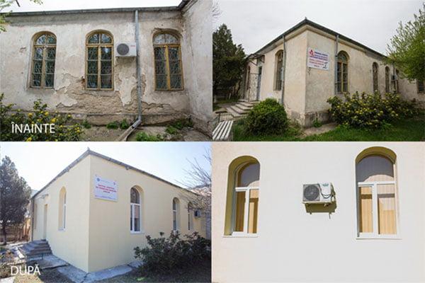Centrul de transfuzie sanguinã Bârlad, modernizat de o fundatie!