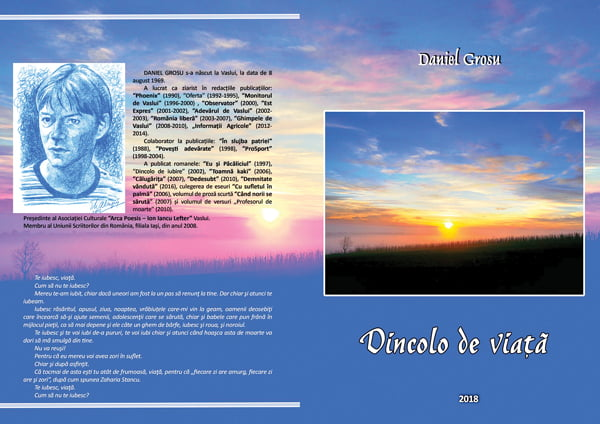 Daniel Grosu, la al saptelea roman