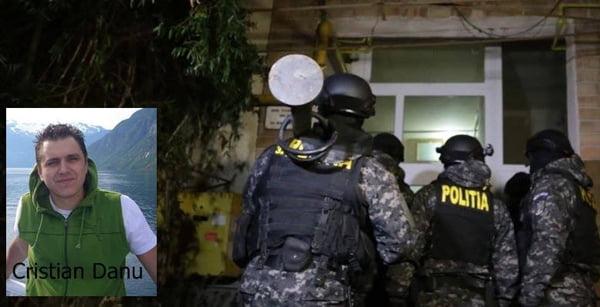 Politistul Danu si iubita sa, acuzati de trafic de droguri, vor sã încheie acord de recunoastere