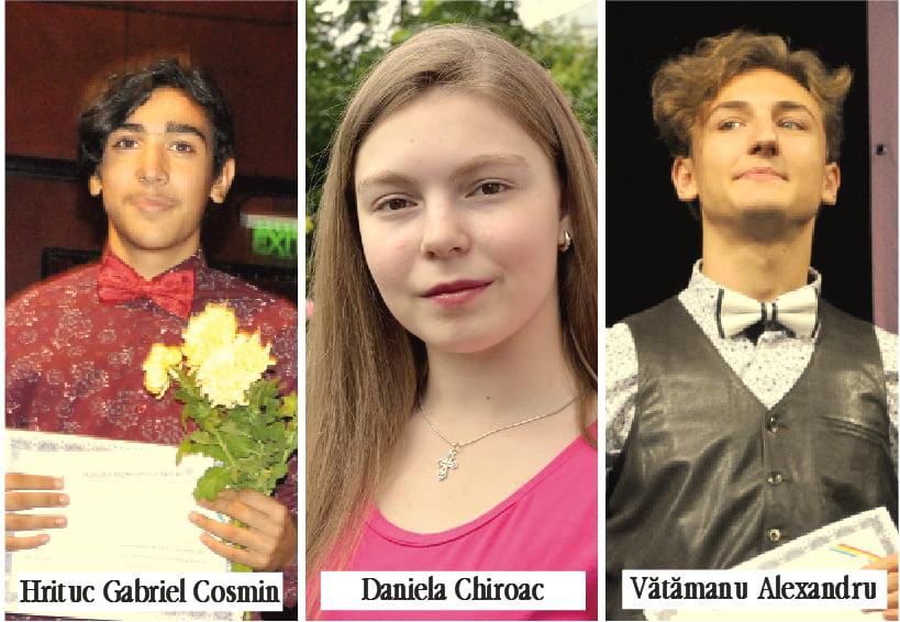 Patru codrenisti vor reprezenta judetul la faza nationalã de astronomie!