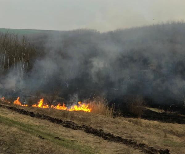 Cinci incendii în 24 de ore, stinse de pompierii vasluieni