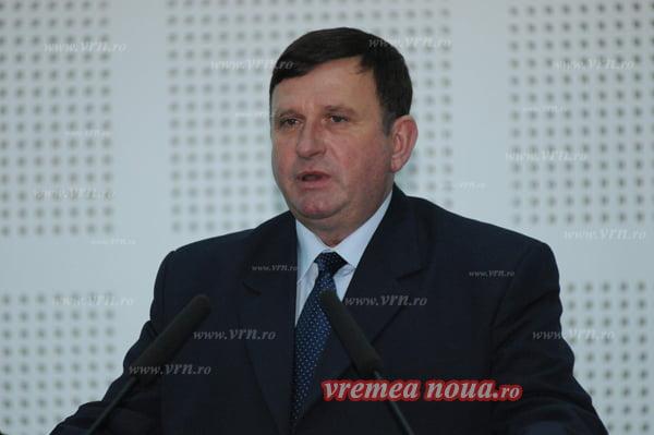 În 4-5 ani de zile Vasluiul va avea în totalitate retele de apã-canal, promite primarul Pavãl