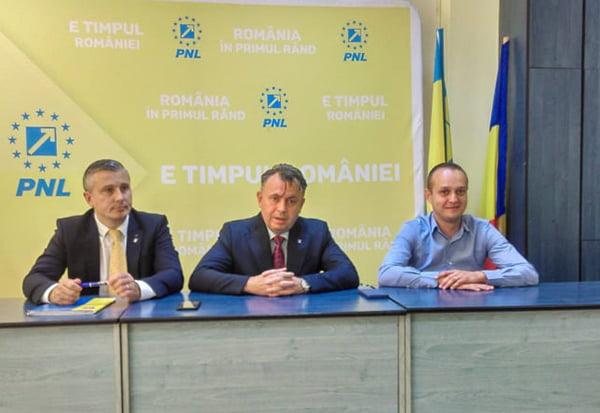 PNL Vaslui face bilantul campaniei electorale la europarlamentare