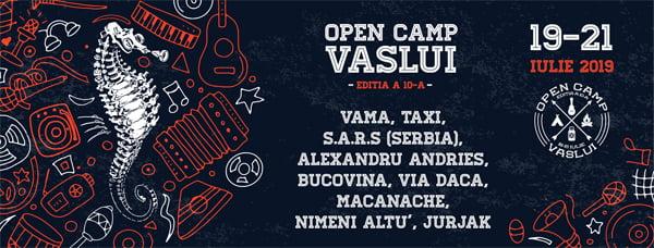 OPEN CAMP – un festival de 10 (ani)