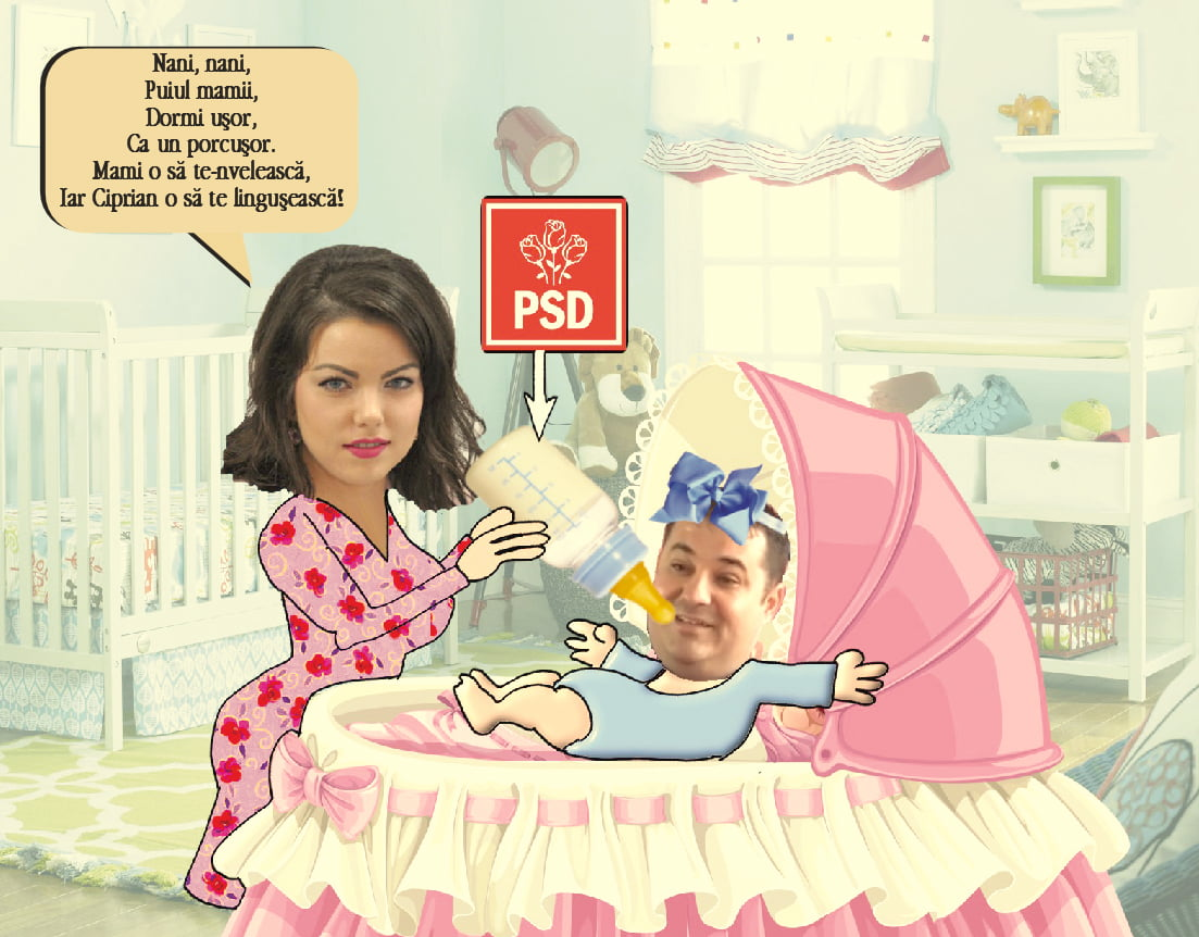 Când Sexy Roxana alãpteazã, Consiliul Local nu mai lucreazã! | PAMFLET
