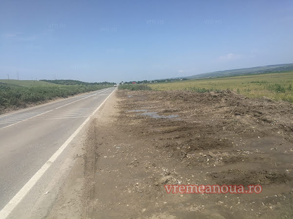 Cine este vinovat de dezastrul de pe drumul european Bârlad-Crasna?