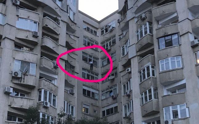 """Un bucureştean a ameninţat că se aruncă de la etajul 7 dacă """"domnul preşedinte Dragnea"""" nu este eliberat din puşcărie"""