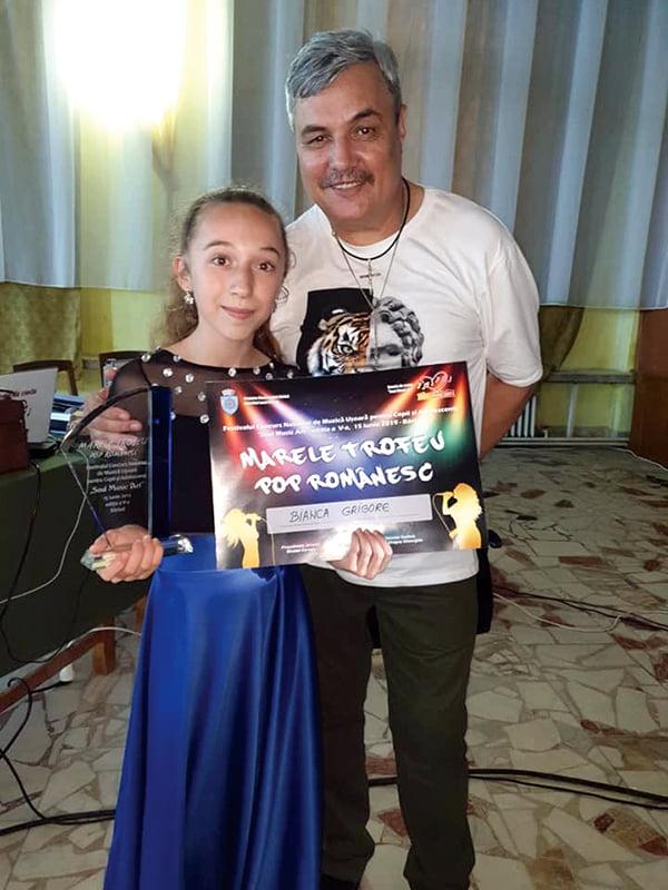 Trofeul festivalului national pop românesc a rãmas la Bârlad! (FOTO)