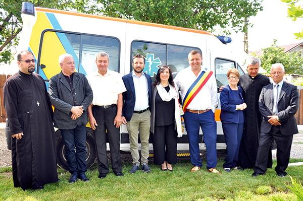 Italienii de la Misericordia di Prato, oaspeti de seamã, la Suletea! (FOTO, VIDEO)