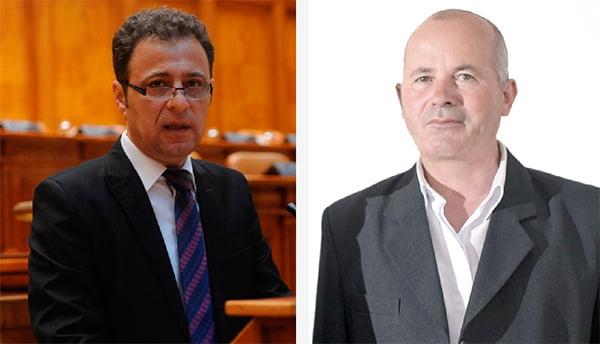 """Deputatul Olteanu, """"prorocul"""" primarului de la Dragomiresti"""