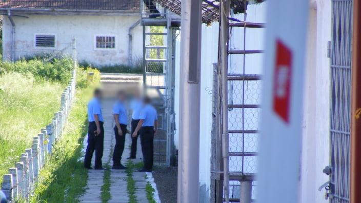 Statutul politistilor din penitenciare, promulgat de presedintele tãrii