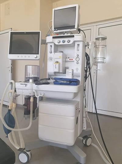 Trei aparate performante de anestezie, primite de Spitalul Judetean de Urgentã Vaslui de la Ministerul Sãnãtãtii