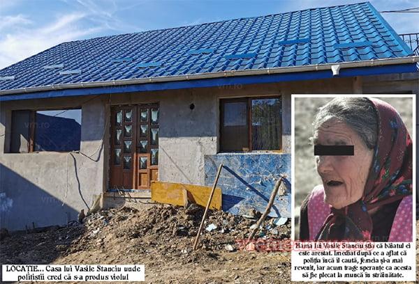 Cel mai prost hot din Muntenii de Sus, acuzat cã a violat o fatã de 12 ani