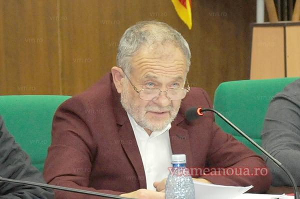 """Dumitru Buzatu, la analiza cu liderii PSD din judet: """"Sã lase tâfna cu Vasluiul, cei de la Bucuresti!"""""""