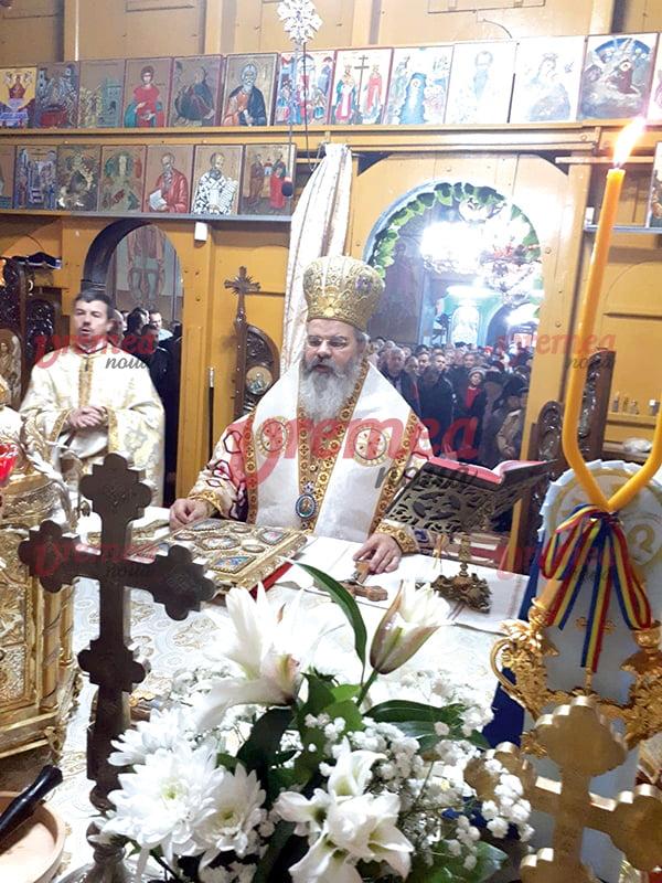 "Preasfintitul Ignatie: ""Sã fim asemeni Sfântului Spiridon,<<Roadele luminii>> ca sã ne iubeascã Dumnezeu!"""