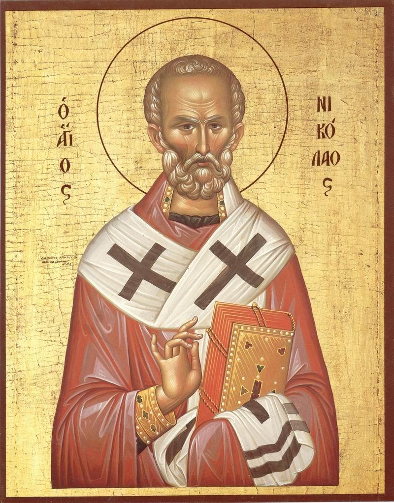 Sfântul  Ierarh  Nicolae, făcătorul de minuni!