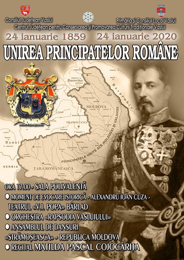 Programul activitãtilor dedicate Zilei Principatelor Unite ale României