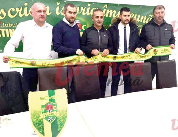 FC Vaslui renaste din cenusã ca pasãrea Phoenix