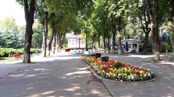 Se extinde parcul Copou