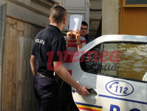 """Pânã la sentinta definitivã, """"Abtibild"""", mecanicul de la Politie, rãmâne în arest preventiv"""