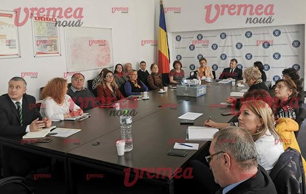 Managerii spitalelor din judet, repetenti când vine vorba de accesat fonduri de la Ministerul Sãnãtãtii (FOTO)