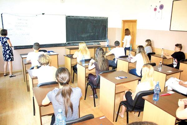 Teste de antrenament pentru elevii care dau anul acesta Evalaurea Nationalã sau BAC-ul