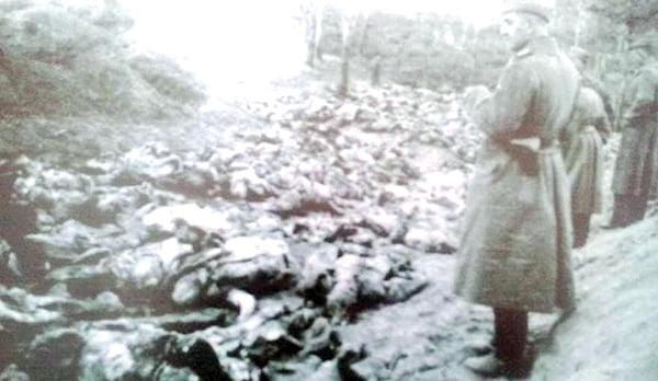 Masacrarea românilor bucovineni la Fântâna Albã. 1 aprilie 1941