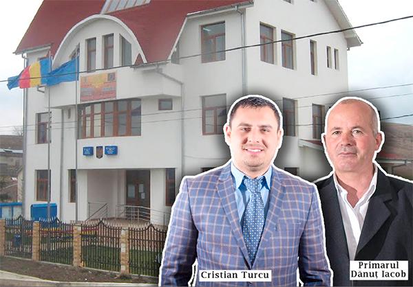 Turcu, de la trafic de minore, la consilier de primar, în comuna Dragomiresti