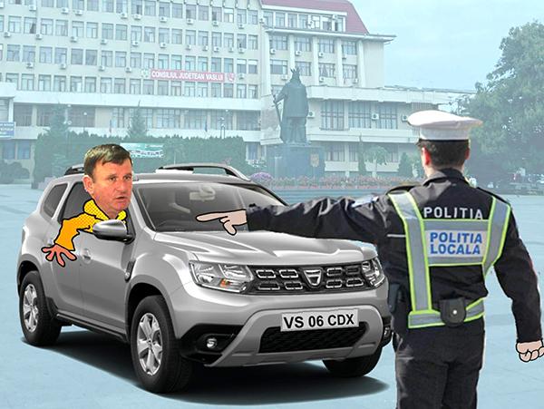 10 motive pentru care primarul Pavăl vrea să desființeze Poliția Locală Vaslui | PAMFLET