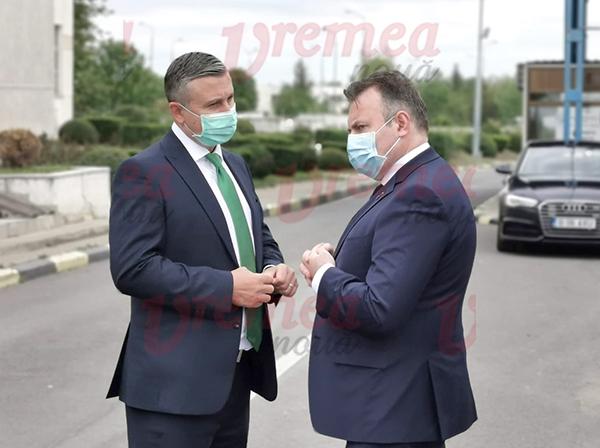 Ministrul Sănătății – declarații incendiare la Vaslui. Noi infectări în județ, printre care o familie de medici veterinari