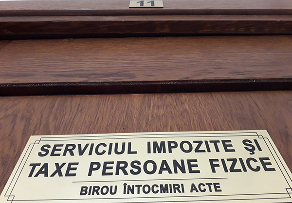 Bârlãdenii cu datorii la bugetul local, ar putea fi scutiti de penalitãti (FACSIMIL)