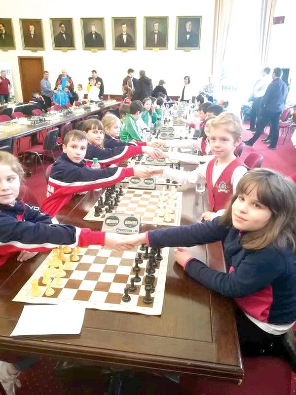 """Proiect ,,Șahul o provocare pentru copiii din judetul Vaslui"""""""